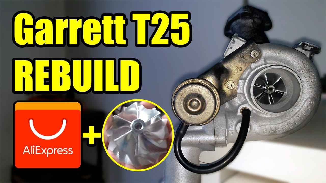 FIZ REBUILD AO TURBO T25 DO CARRO DE DRIFT! - CA18DET Rebuild #2
