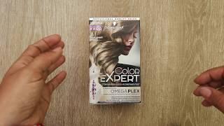 Стойкая крем-краска для волос Schwarzkopf Color Expert - мини обзор