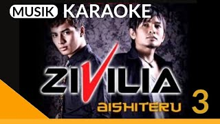 Video Karaoke Zivilia aishiteru 3 download MP3, 3GP, MP4, WEBM, AVI, FLV Mei 2018