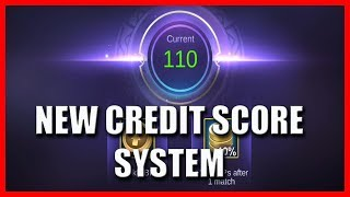 NEW CREDIT SCORE SYSTEM | MOBILE LEGENDS