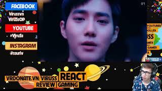 [STATION] 수호 (SUHO) X 장재인 'Dinner' MV - Reaction !