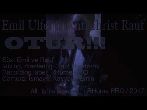 Emil Ülfət ft AntiChrist Rauf - Otur (Rap Party 01.03.2017)