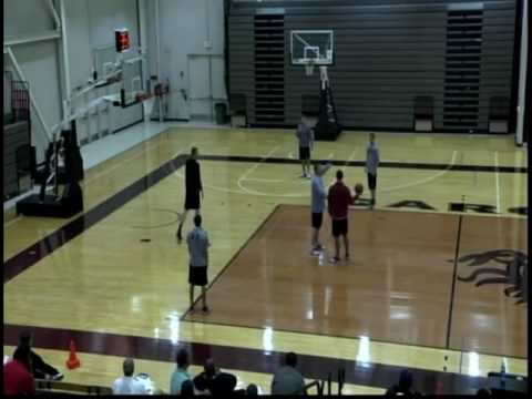 Brad Underwood (Oklahoma State) Spread Offense Clinic