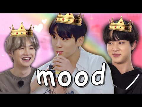 BTS = MOOD