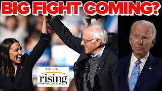 Ryan Grim: Bernie, AOC pick BIG FIGHT with Biden, Dems over Israel aid, annexation
