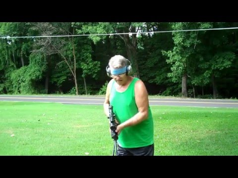Mole Chaser from Mississippi with MS Squirrel Gun