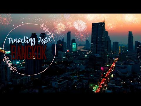 🌏 Traveling asia 🌃 BANGKOK | Johanna Lind