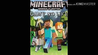 Minecraft: Game no Life[capitulo 1]