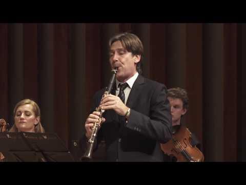 Telemann :Concerto pour 2 chalumeaux et cordes - P. Meyer, M. Portal, ORCW - LIVE 4K