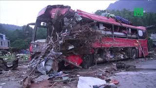 Xe chở sắt làm 3 người chết ở Hòa Bình không có dữ liệu tốc độ   VTC14