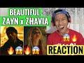 "ZAYN & ZHAVIA!! ""A Whole New World"" [REACTION]"