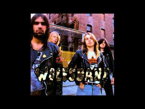 Wolfsbane - Live Fast, Die Fast (Full Album) - 1989