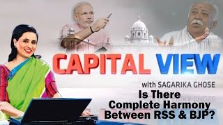 Capital View – Is There Complete Harmony Between RSS & BJP?