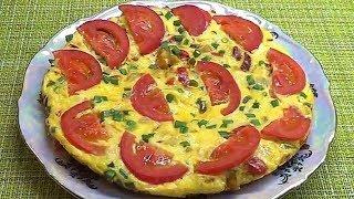 Вкуснотища на завтрак. Простой и полезный рецепт.