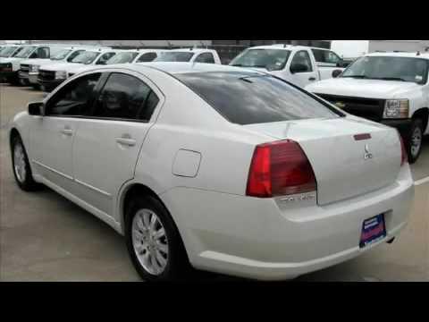 Used 2006 Mitsubishi Galant Arlington TX 76017 - YouTube