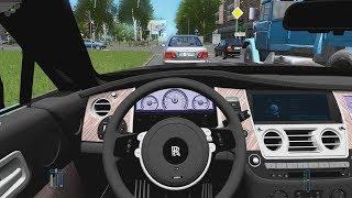 City Car Driving - Rolls Royce Dawn | Normal Driving