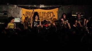 AXE BATTLER Live At Evil Confrontation Festival 2013