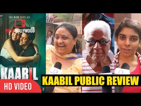 Kaabil Public Review | Kaabil First Day First Show Review | Hrithik Roshan, Yami Gautam