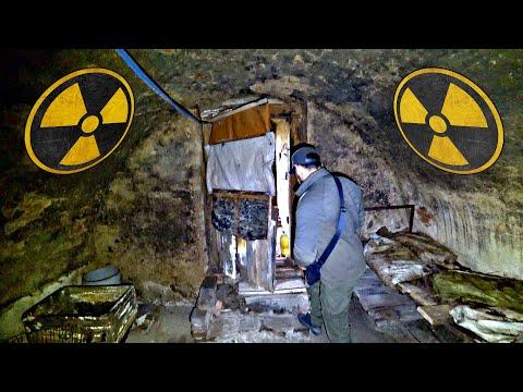 ✅Нашли БУНКЕР и НЕТРОНУТЫЕ дома в Чернобыльском лесу! Ставим ЛОВУШКИ на медведя и прочую дичь
