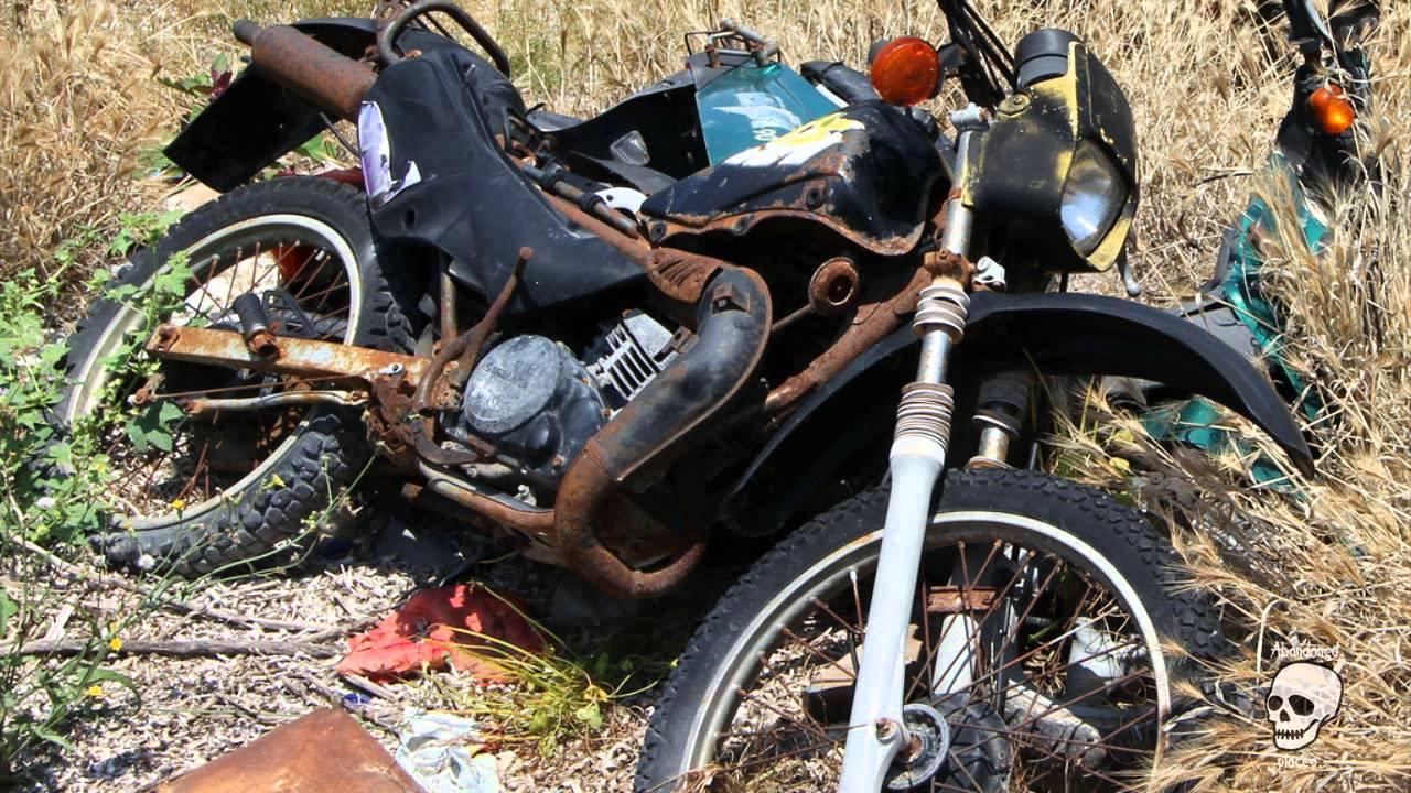 Used Car Parts Junkyard