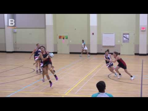 Cayman Islands vs Canada - International Netball Series (Gam