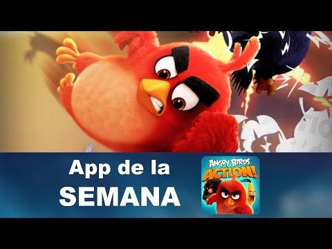 Angry Birds ACTION! | App De La Semana | 8BitCR