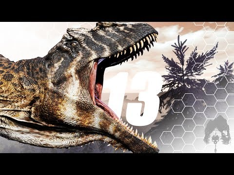 The Isle [13] Giganotosaurus Gameplay (german/deutsch) Isla Nycta