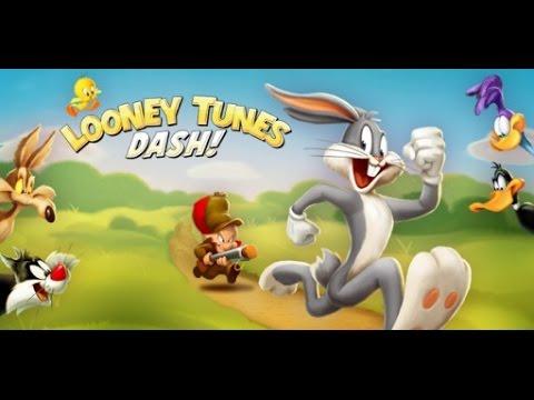 Looney Tunes! Серия 18! Уровень 23! Отличное прохождение! Веселая игра про Багз Банни