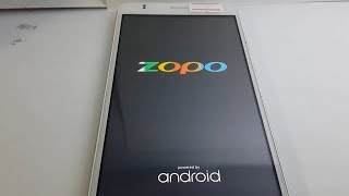 ZP563 Zopo Color X5.5i Hard Reset - Factory Setting