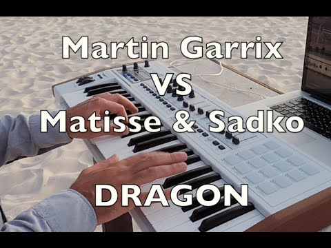 Martin Garrix vs Matisse & Sadko - Dragon (Alex Luciano cover)