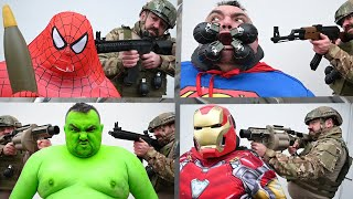 Testing Who Is The Best Superhero Of All Time