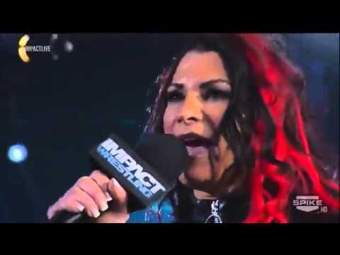 TNA Impact Wrestling 09/20/12 - Tara, Christy Hemme & Brooke Tessmacher Segment