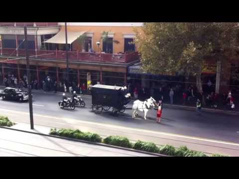 Adelaide Police Parade (26/04/13)
