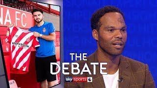 How does going on loan help a young player's career?   The Debate   Lescott and Wright