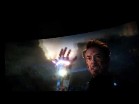 Download I Am Ironman | Theatre Reaction #2 | Avengers Endgame