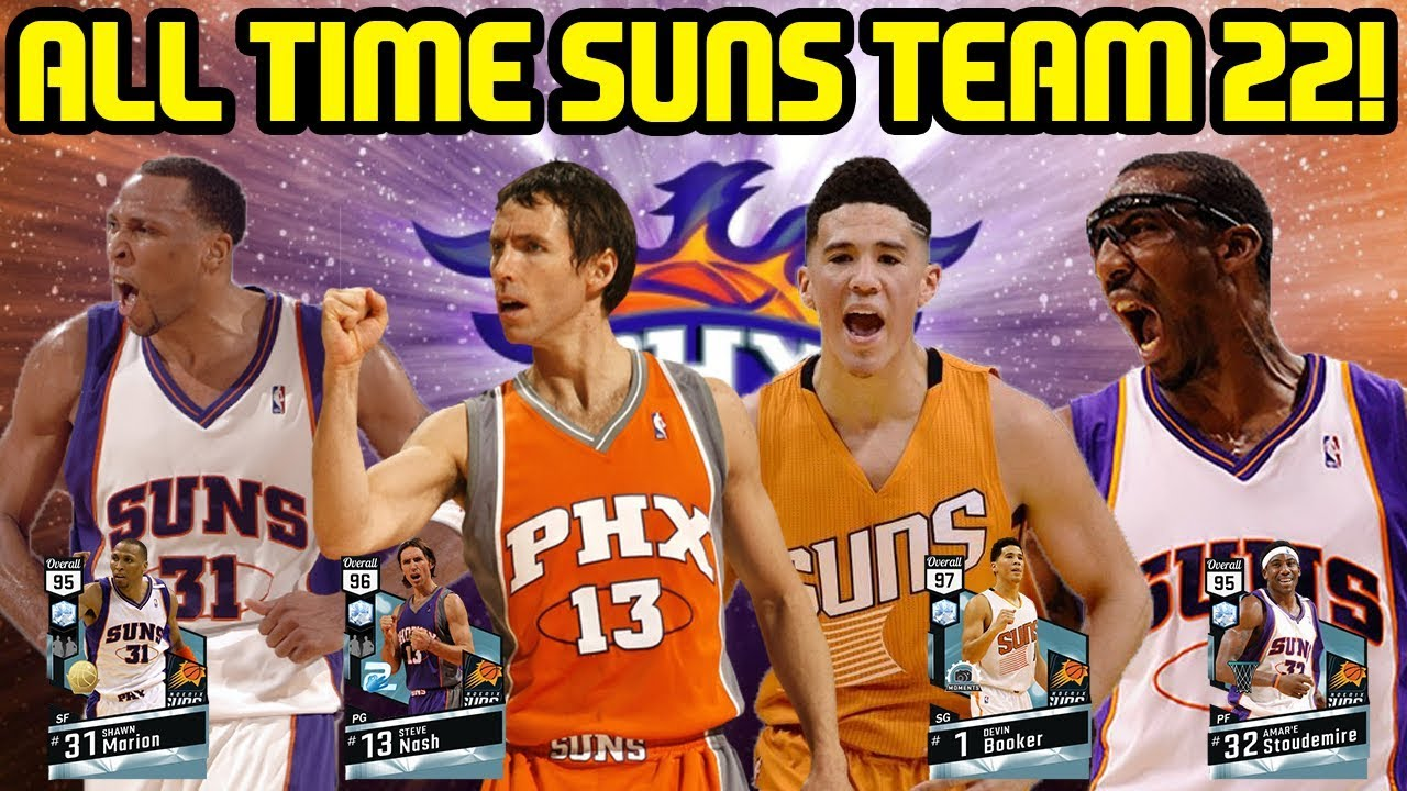 ALL TIME SUNS TEAM 23! CAN WE KEEP STREAKING  NBA 2K17 MYTEAM ONLINE  GAMEPLAY c46d53e73