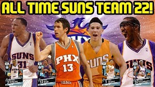 All time suns team 23! can we keep streaking? nba 2k17 myteam online gameplay
