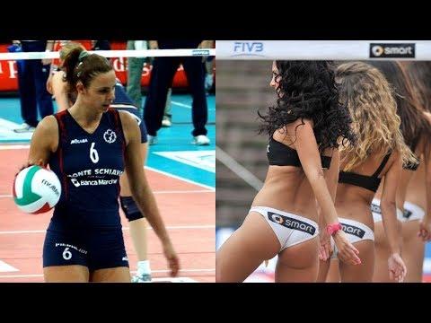 Funny Girls Volleyball