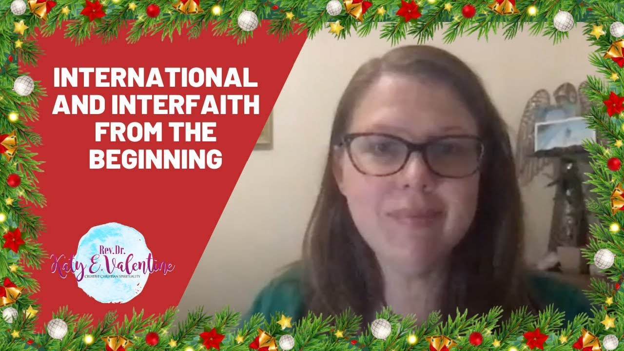 Vlogmas Advent Preparation -- International and Interfaith from the beginning
