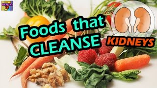 Foods that Cleanse the Kidneys | 22 Foods to Detox Your Kidney Naturally