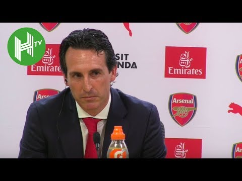 Unai Emery: I want to develop Arsenal into the best team in the world