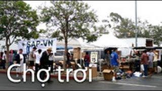 Chợ trời người Việt tại Orange County California