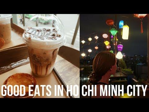 Eating my way around - HO CHI MINH CITY | VLOG #3