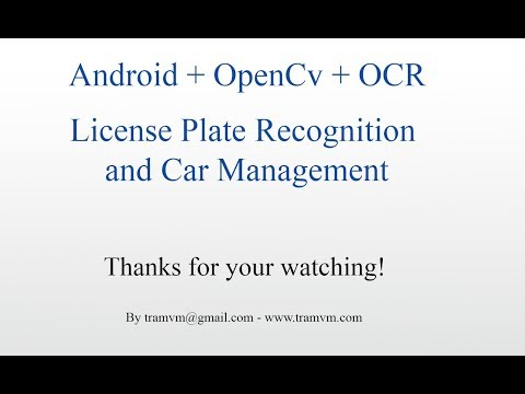 Ocr With Opencv Android