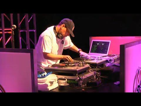 Mix Master Mike Live @ Amazon 2012