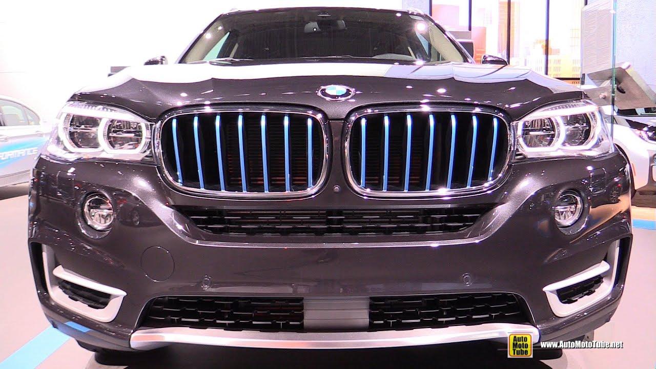 2016 bmw x5 xdrive 40e plug in hybrid exterior and interior walkaround 2016 new york auto. Black Bedroom Furniture Sets. Home Design Ideas