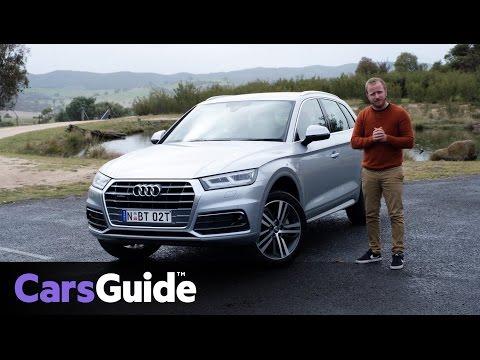 Audi Q5 2017 Review | First Australian Drive Video