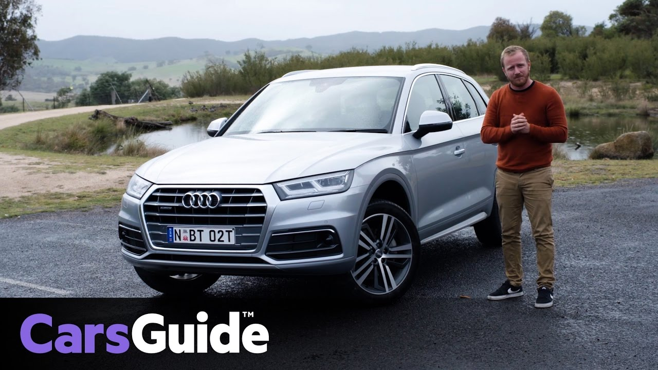 Audi Q5 2017 Review First Australian Drive Video