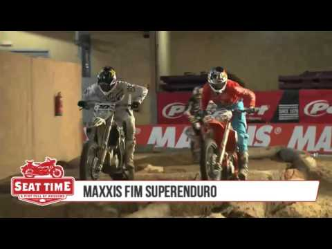 Colton Haaker And Cody Webb Final Lap Spain SuperEnduro : We Commentate The Good Times
