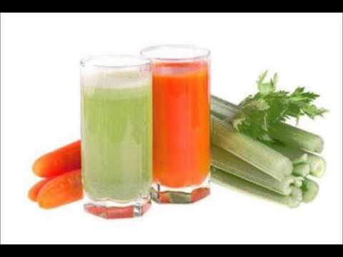apio con zanahoria para descabalgar de peso